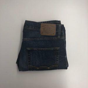 American Eagle Vintage Co. Slim Straight Jeans